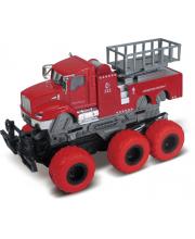Пожарная машина с краш эффектом Funky Toys