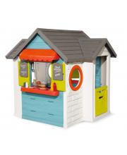 Домик детский для улицы 3 в 1 Smoby