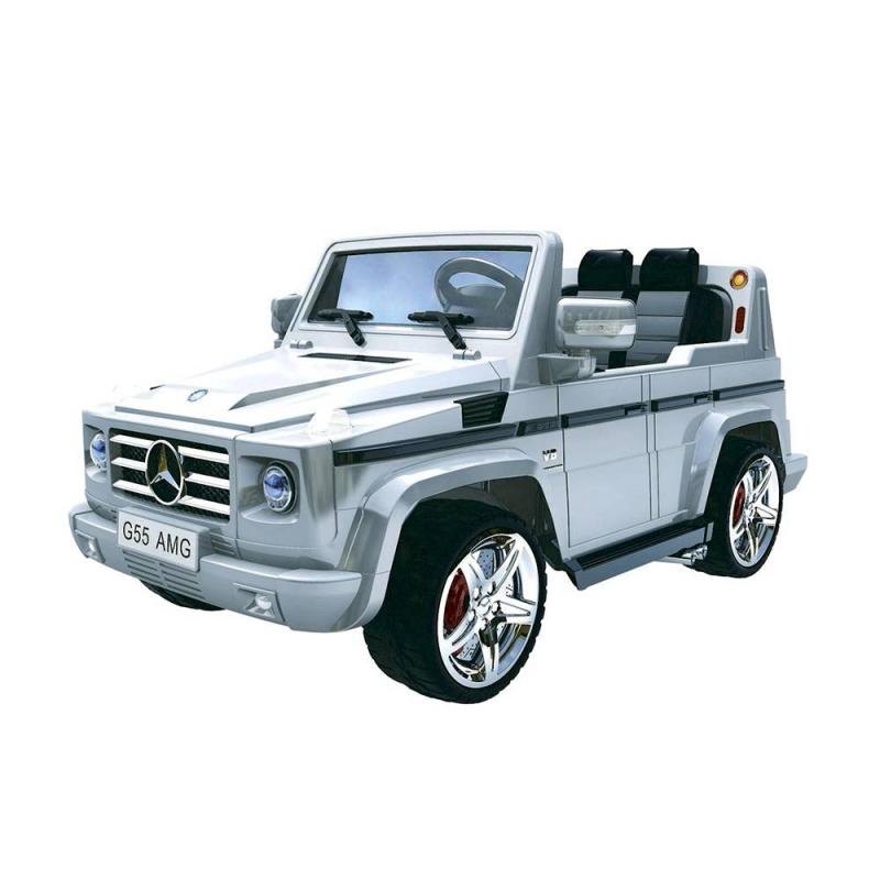 Электромобиль Mercedes-Benz AMG от Nils