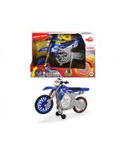 Мотоцикл Yamaha YZ 26 см Dickie Toys