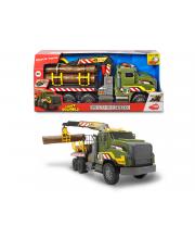 Грузовик Лесовоз 54 см Dickie Toys