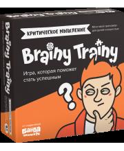 Игра головоломка Критическое мышление Brainy Trainy