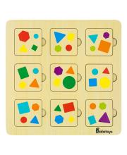 Обучающий набор мемори геометрия Alatoys