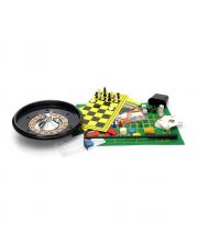 Игровой набор XL 200 игр шахматы рулетка Piatnik