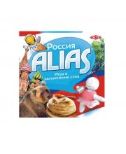 Настольная игра Россия Alias Tactic