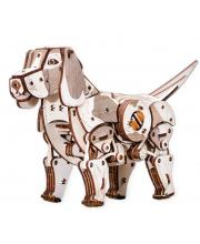 Конструктор 3D Механический щенок Puppy Eco Wood Art
