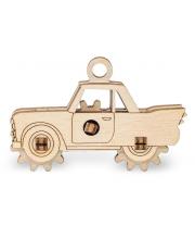 Конструктор брелок Эвик Автомобиль Eco Wood Art