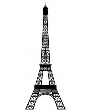 Интерьерный пазл Design Эйфелева башня Eco Wood Art