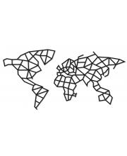 Интерьерный пазл Design Карта Мира Eco Wood Art