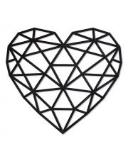 Интерьерный пазл Design Сердце Eco Wood Art