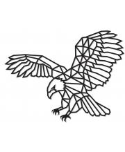 Интерьерный пазл Design Орел Eco Wood Art