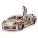 Игрушки, Конструктор 3D Спорткар Скат Lemmo 379894, фото 1