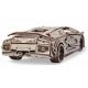 Игрушки, Конструктор 3D Спорткар Скат Lemmo 379894, фото 4