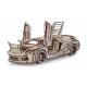 Игрушки, Конструктор 3D Спорткар Скат Lemmo 379894, фото 5