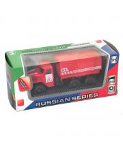 Коллекционная машинка пожарная машина инерционная Kaiyu