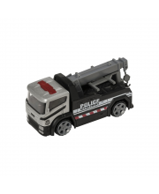 Машинка Roadsterz полицейский эвакуатор HTI