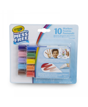 Мини маркеры Color Wonder 10 шт Crayola