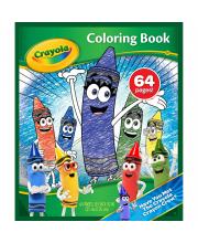 Книжка раскраска Crayola
