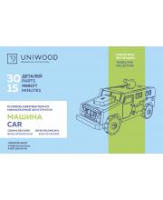 Конструктор Car UNIWOOD