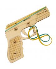 Конструктор резинкострел Rubber Gun UNIWOOD