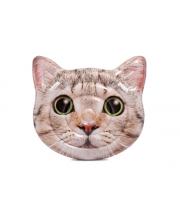 Надувной плот котик 145х135 см Intex