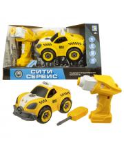 Конструктор Такси 18 см 1Toy