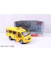 Инерционная машина Такси 23 см Play Smart