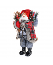 Декоративный Дед Мороз 61 см Maxitoys