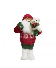Декоративный Дед Мороз 47 см Maxitoys