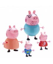 Игровой набор Пеппа и ее семья Свинка Пеппа