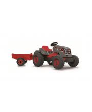 Трактор педальный XXL с прицепом Smoby