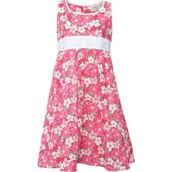 Девочки, Платье Finn Flare (розовый), фото