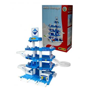 Игрушки, Конструктор Паркинг ARAL-2 Wader 650226, фото