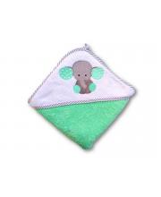 Полотенце для купания Baby 100х100 см Uviton