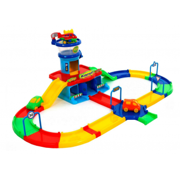 Игрушки, Конструктор Аэропорт Play City Wader 650234, фото