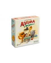 Настольная игра Азбука Мурррзе Эврикус