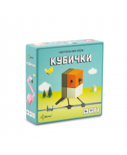 Настольная игра Кубички Эврикус
