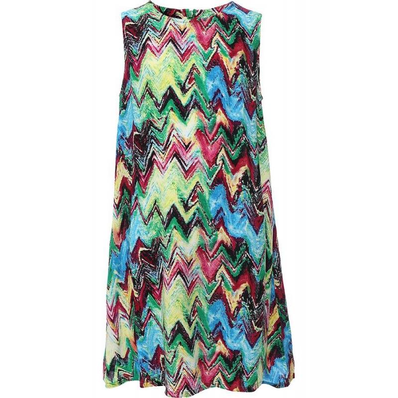 ПлатьеПлатье лилового цвета марки Finn Flare.<br>Стильное легкое платье выполнено в яркой расцветке из стопроцентной вискозы.Модель А-силуэта декорирована оригинальным геометрическим принтом и застегивается на потайную молнию.<br><br>Размер: 9 лет<br>Цвет: Сливовый<br>Рост: 134<br>Пол: Для девочки<br>Артикул: 646849<br>Страна производитель: Китай<br>Сезон: Весна/Лето<br>Состав: 100% Вискоза<br>Бренд: Финляндия<br>Вид застежки: Молния