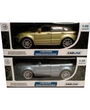 Машина Land Rover Range Rover Evoque инерционная в ассортименте Carline