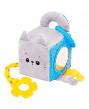 Игрушка кубик котёнок Кекс Мякиши