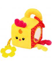 Игрушка кубик цыплёнок Бро Мякиши
