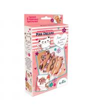 Набор для творчества Пять браслетов Pink Dreams Origami