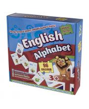 Пазл English alfabet Strateg