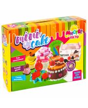 Масса для лепки мистер тесто mini cake Strateg