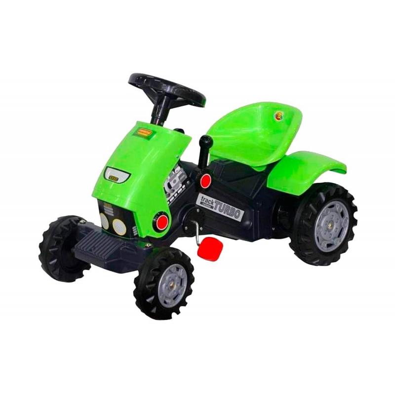 Каталка с педалями Трактор