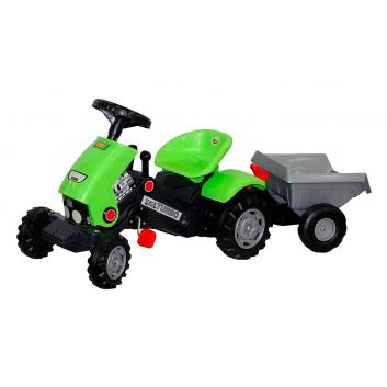 Спорт и отдых, Каталка с педалями Трактор Coloma 650243, фото