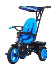 Велосипед трехколесный original RT Lexus trike Blue topaz