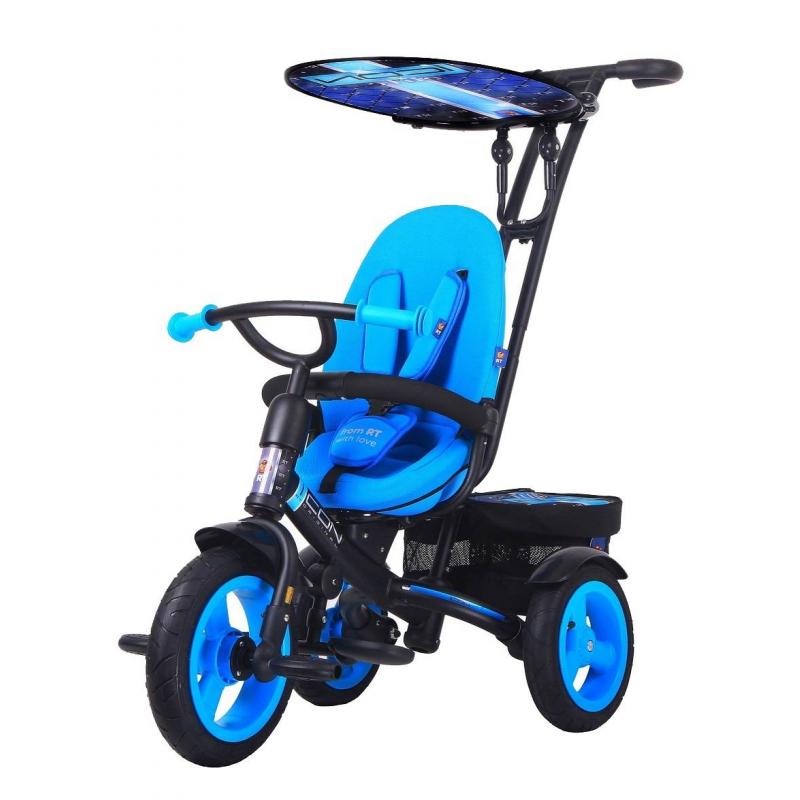ICON Велосипед трехколесный original RT Lexus trike Blue topaz