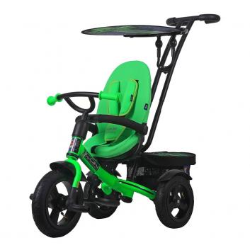 Спорт и отдых, Велосипед трехколесный original RT Lexus trike Prigaro Emerald ICON (зеленый)650252, фото
