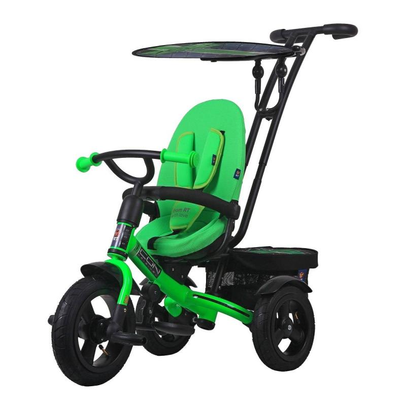 все цены на ICON Велосипед трехколесный original RT Lexus trike Prigaro Emerald онлайн